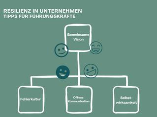 Resilienz in Unternehmen: Tipps für Führungskräfte