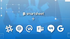 ¿Cómo integrar Smartsheet con otras herramientas?