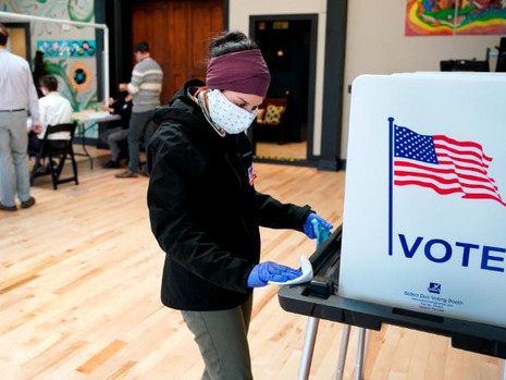 OPINION: The Repercussions Of Global Pandemic During A Major Election Year