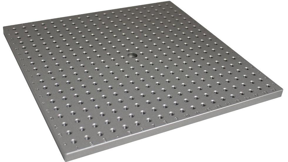 Fixture Plate M6 - 12 mm x 300 mm x 300 mm