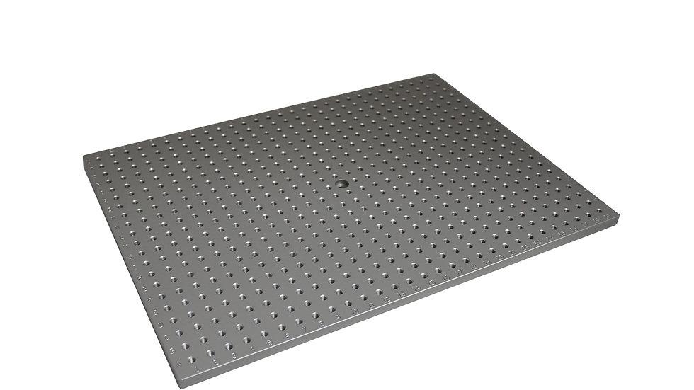 Fixture Plate M6 - 12 mm x 450 mm x 330 mm