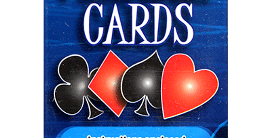 Miracle Cards (stripper deck) by Vincenzo Di Fatta