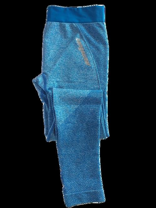 ACTIVE SEAMLESS LEGGINGS SAPPHIRE BLUE