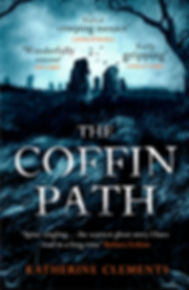 The Coffin Path by Katherie Clements Cover