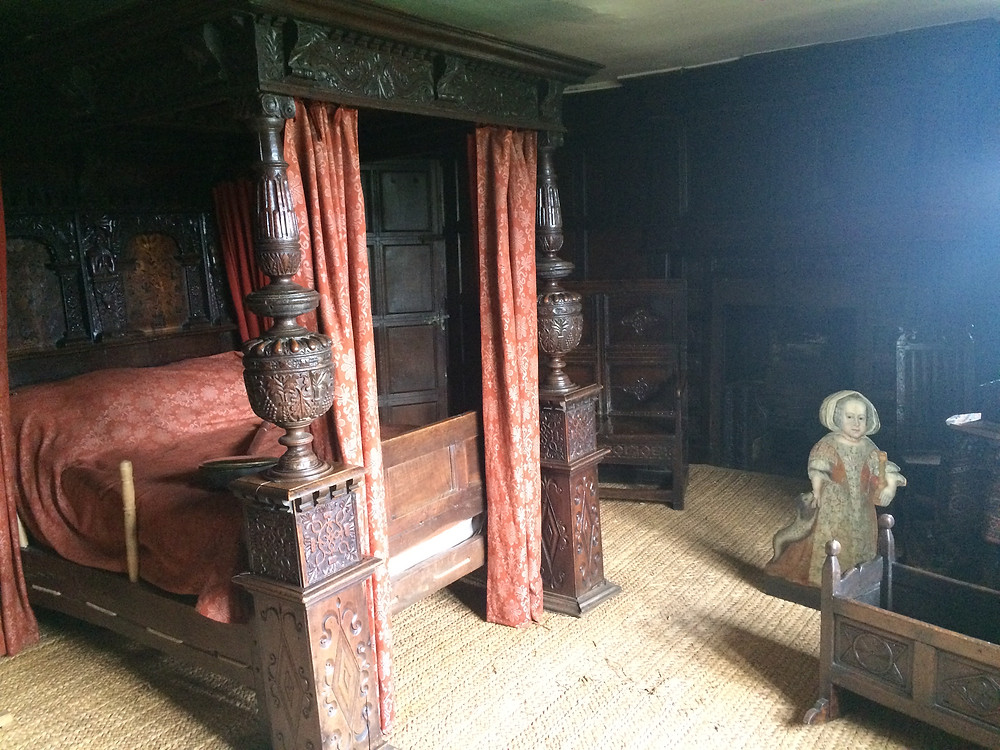 Oakwell Hall interior © Katherine Clements