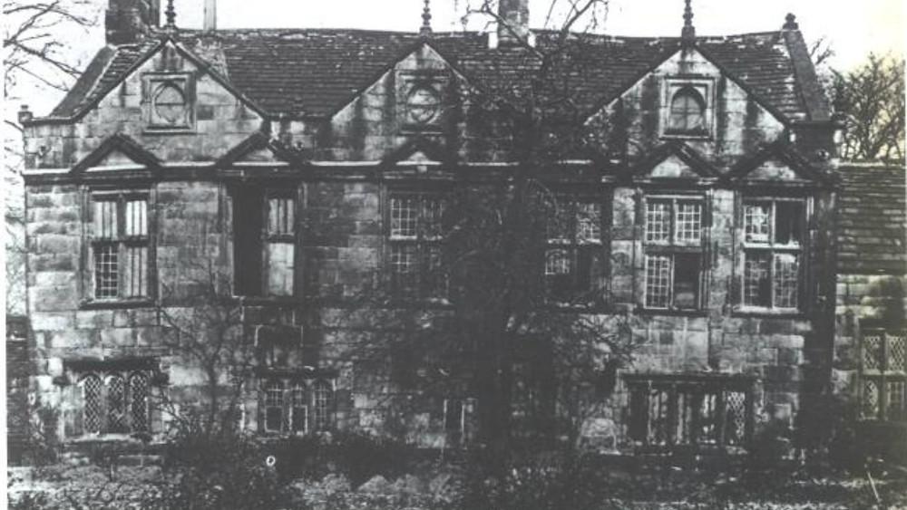 East Riddlesden Starkie Wing 1905