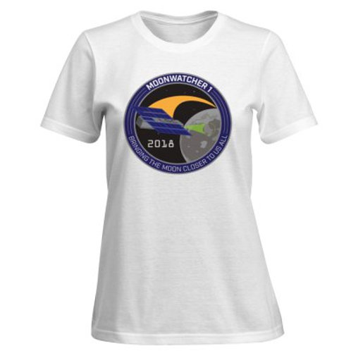 MoonWatcher1 Mission short sleeve T-shirt - Women's