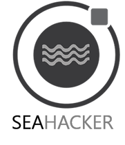 SeaHacker LOGO Transparent 8 July 2020 B