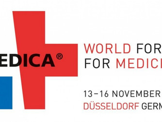 PRODUCT LAUNCH AT THE MEDICA TRADE FAIR