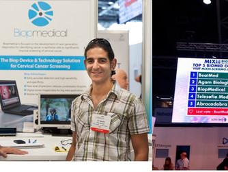 Biop at Israel Innovation Conference (Biomed)