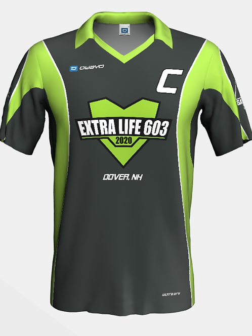 Extra Life 603 2020 Jersey XL Only