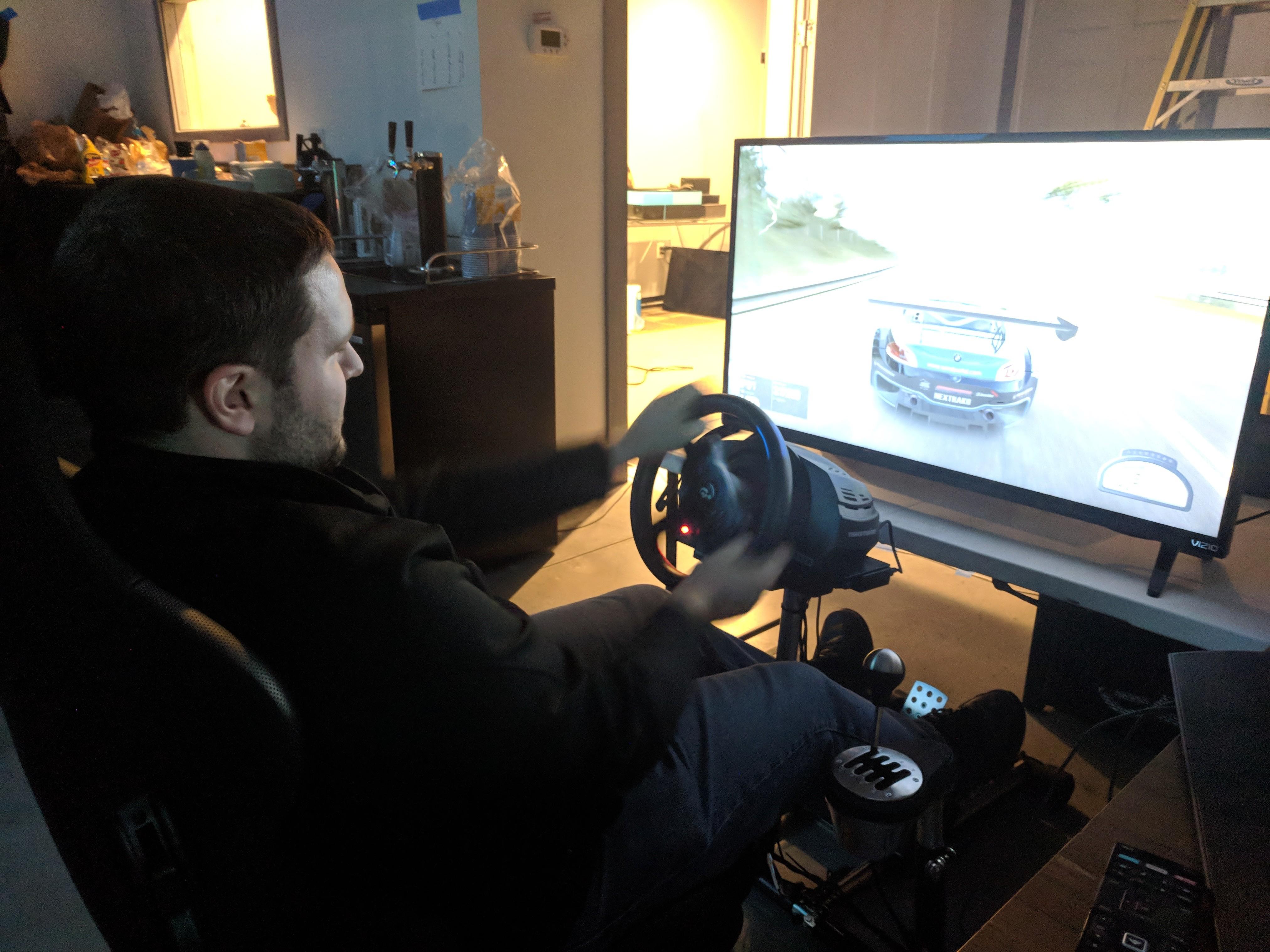 Racing Sim 2018