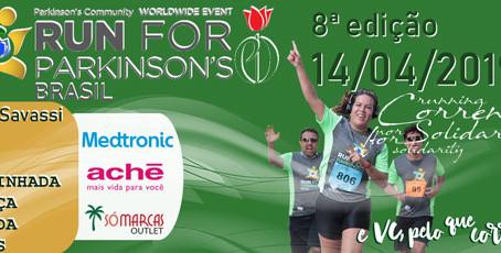 8ª edição Da Corrida Run For Parkinson