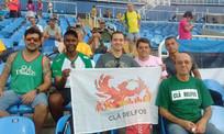 Ex-atletas na Olimpíada do Brasil / RJ