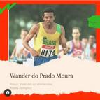 Wander do Prado - Atleta Olímpico dos 3.000 com obstáculos, recordista sul-americano e pan-americano