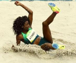 Núbia Soares - Atleta Olímpico do Salto Triplo