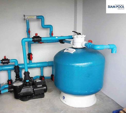 Siampool Thailand Sand Filter