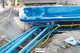 Siampool Thailand รับสร้างสระว่ายน้ำ