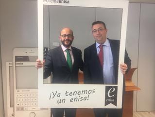 """Avantms se incorpora a la """"Comunidad ENISA"""""""