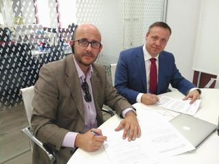 Avantms firma un acuerdo marco con CONAIF para la mejora de la eficiencia energética en edificios co