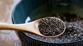 Chia Seeds - A great source of omega 3