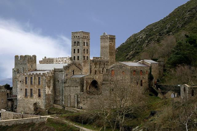 Monastry of Sant Pere de Rodes