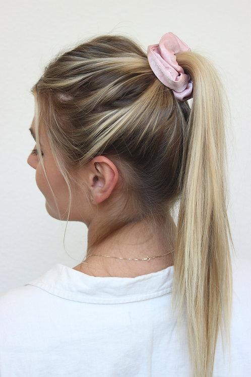Individual Hair Scrunchies