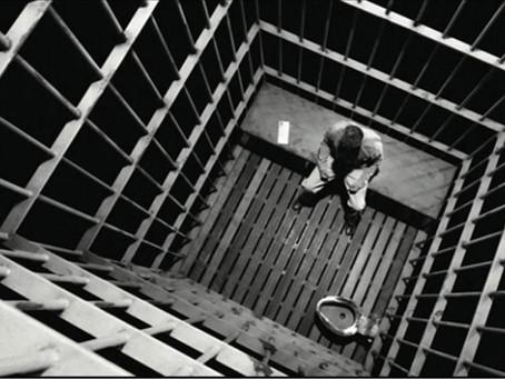 Letter about long term solitary confinement by Scottie D. Allen
