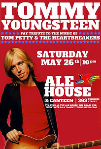 PAYS TRIBUTE TO THE MUSIC OF TOM PETTY &