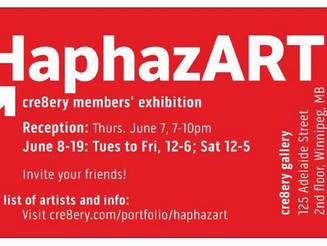 HaphazART Exhibition