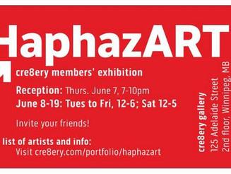 HaphazART Exhibition