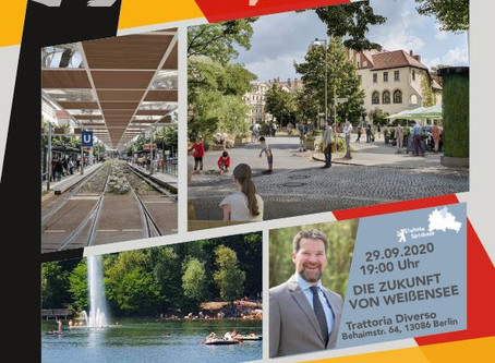 Kiezkurier: Weißensee 09/2020
