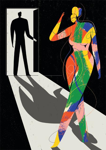 Marcela Bustamante Primer tango en Berli