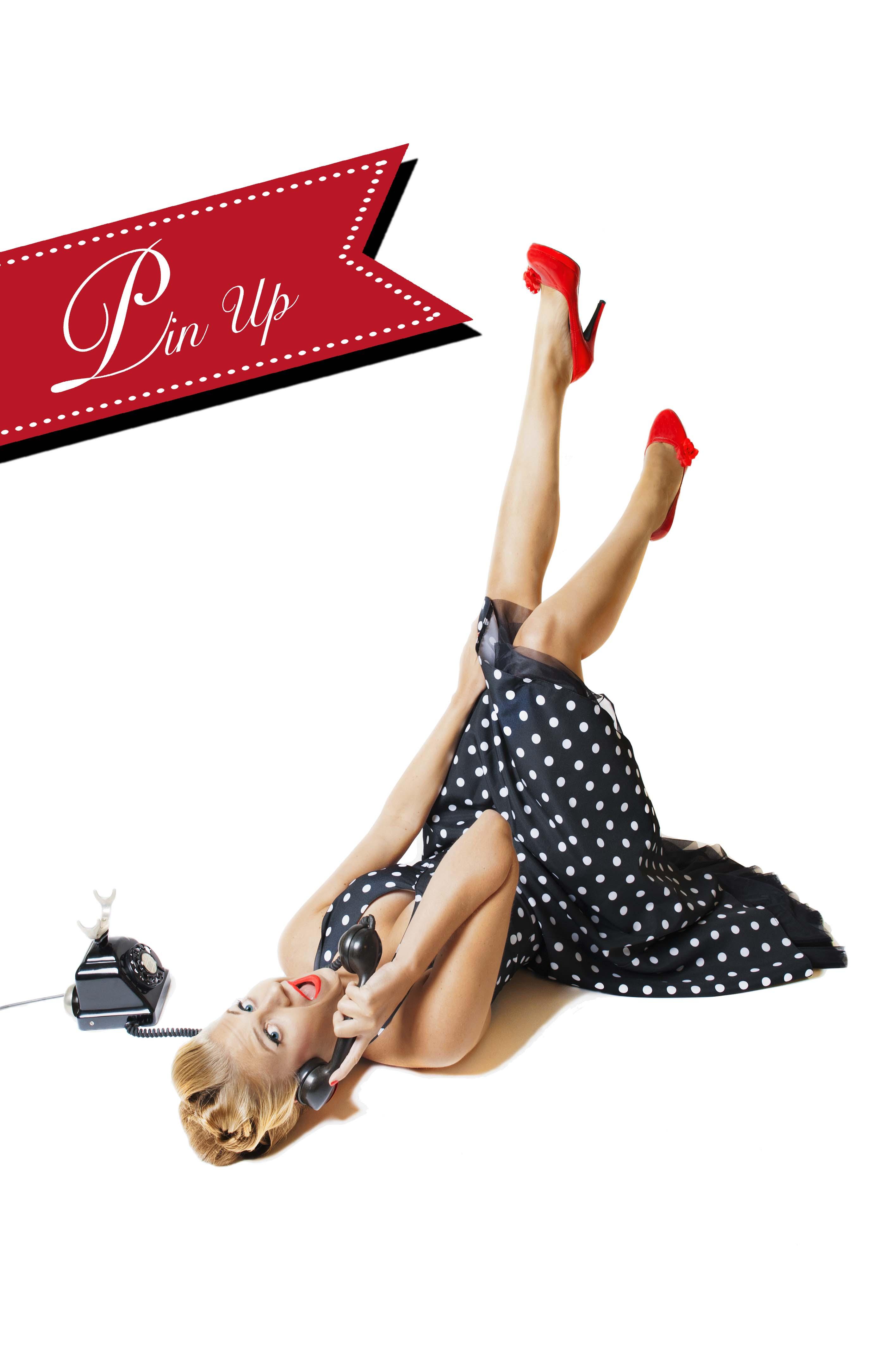 Pin-Up Fashion dots