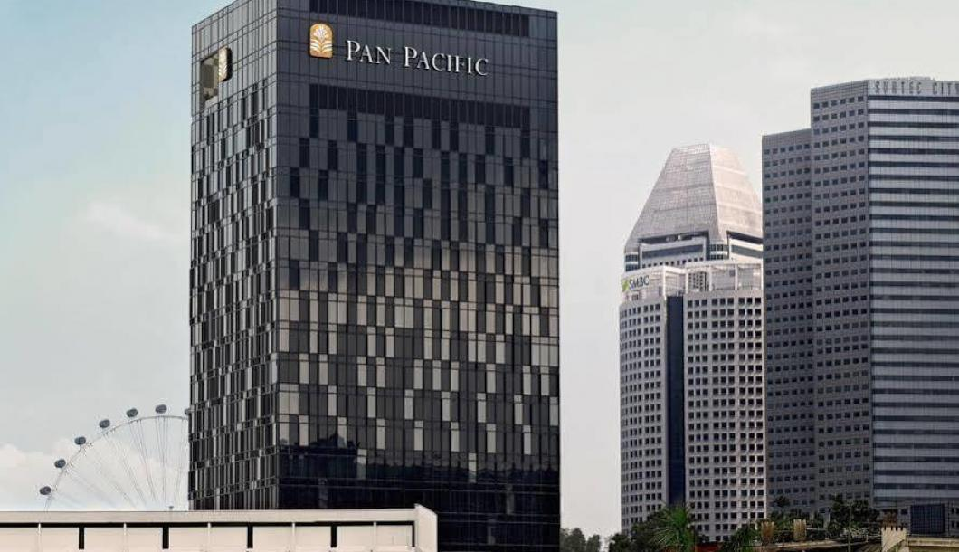 Pan Pacific Serviced Suite