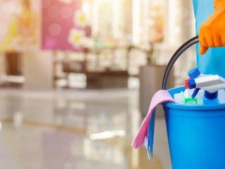 O papel da limpeza com produtos Limpe Max na prevenção da COVID-19