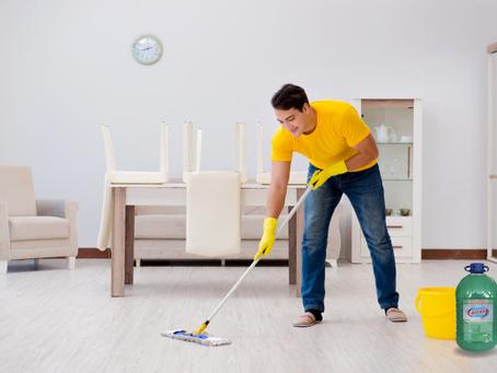 Quer fazer uma limpeza poderosa e bem mais rápida do que a convencional?