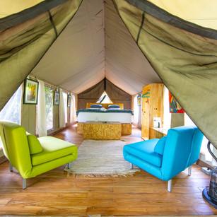 tent...