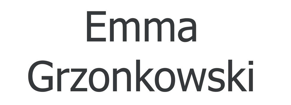 Emma Grzonkowski