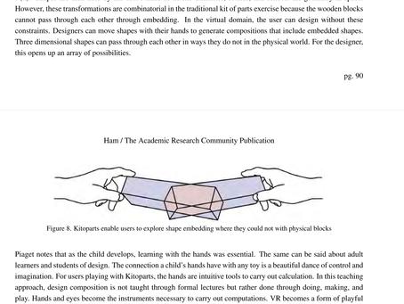 Shape Embedding (Collisions)