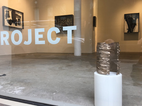 Project Room, 22 St, NYC