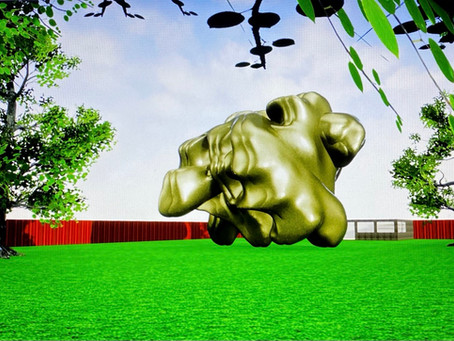 Virtual Sculpture Garden
