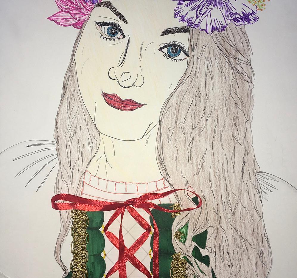 Katriona Heritage - Fashion Design