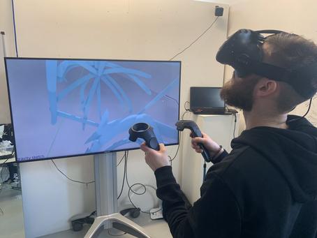 Teaching Virtual Reality