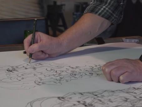 Overlaying Drawings