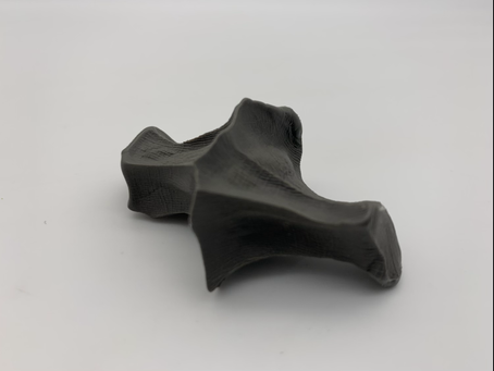 Monochrome Plastic Moulding