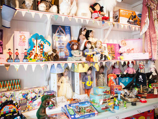 7 BEST PLACES IN NOTTING HILL TO BUY GIFTS FOR KIDS