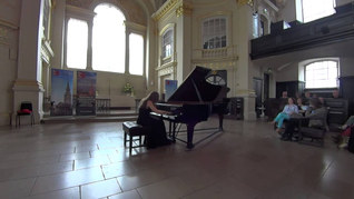 F.Liszt : Hungarian Rhapsody n. 12 Live recording