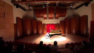 A. Scriabin  Prelude n.15 op.11 Fazioli Concert Hall, Sacile