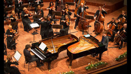 Poulenc: Concerto for Two Pianos and Orchestra